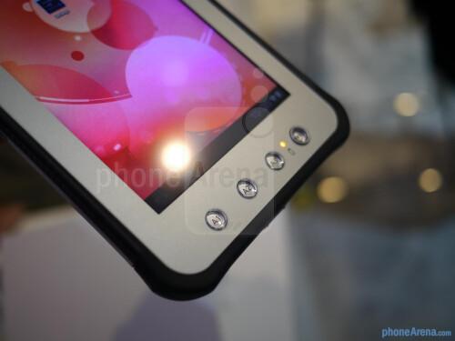 Panasonic ToughPad JT-B1 hands-on