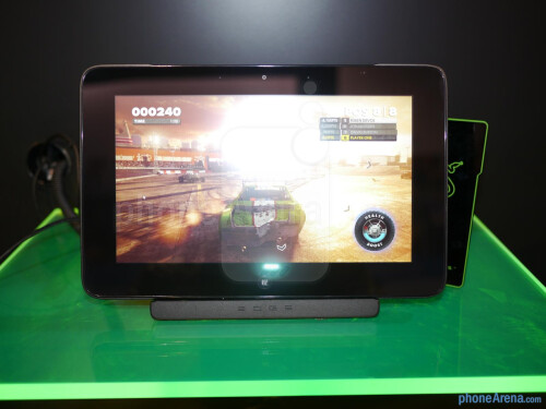 Razer Edge hands-on