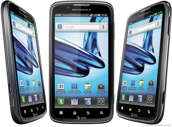 The Motorola ATRIX 2 - Official Jelly Bean ROM for Motorola ATRIX 2 leaked