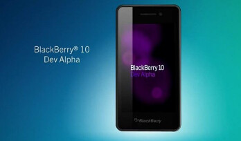 Trade your Dev Alpha model for a limited edition BlackBerry 10 smartphone