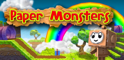 Paper Monsters - Android, iOS - $0.99