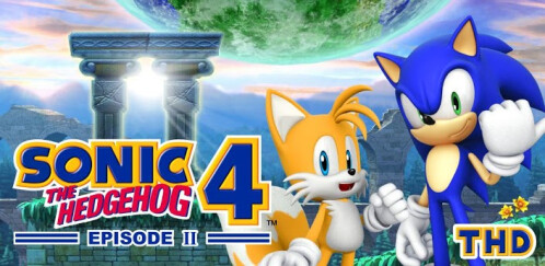 Sonic The Hedgehog 4: Episode II - Android, iOS - $4.99