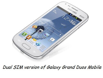 The Samsung Galaxy Grand DUOS