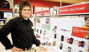 Target's mobile phone kiosks will be run by Radio Shack until April