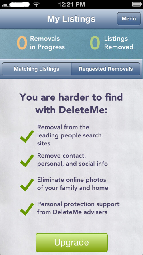 Abine's DeleteMe app review: deal with personal info databases from the comfort of your phone