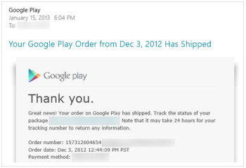 Someone in Canada is getting a Google Nexus 4 real soon!