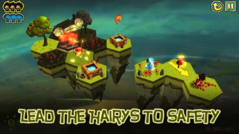 Hairy Tales - iOS - $1.99