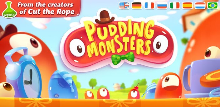 Pudding Monsters - Android, iOS - $0.99
