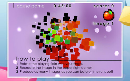 Best Android, iPhone and iPad apps of 2012: best puzzle games