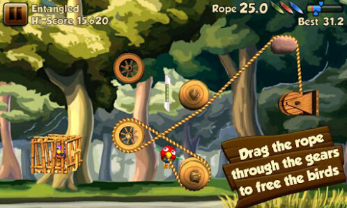 Rope Rescue - Android, iOS - $2.99