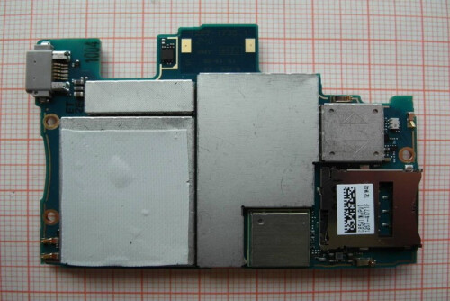 Sony Xperia Z FCC Teardown