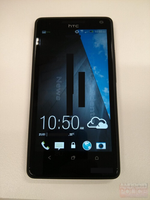 HTC M7 leaks again, alongside claimed Sense 5.0 screenshots