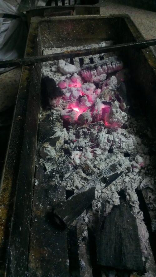 Usman Arshad - HTC ONE XBurning coal