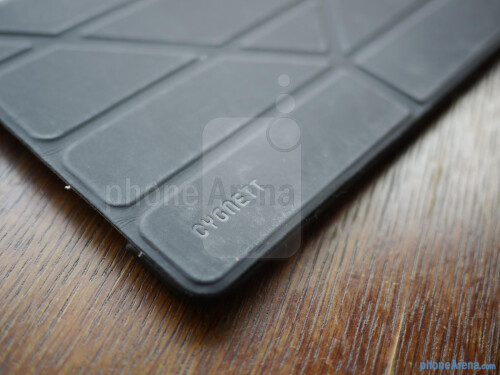 Cygnett Enigma Flexible-folding iPad mini Case hands-on