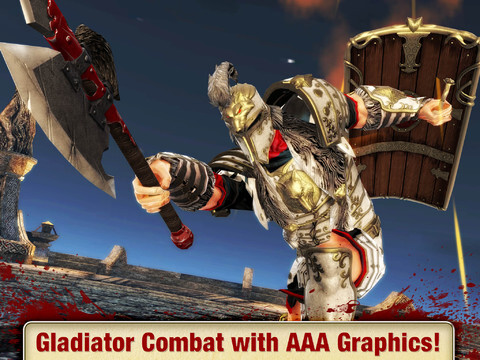Rage of the Gladiator - iOS - $0.99