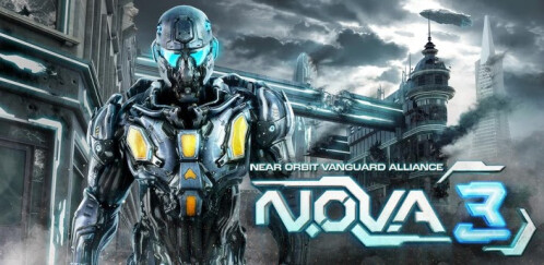 N.O.V.A. 3 - Android, iOS - $6.99