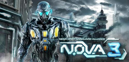 N.O.V.A. 3 - Android, iOS - $6.99