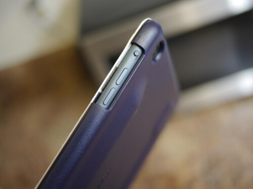 Griffin IntelliCase for iPad mini hands-on