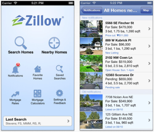 Zillow Real Estate and Rentals