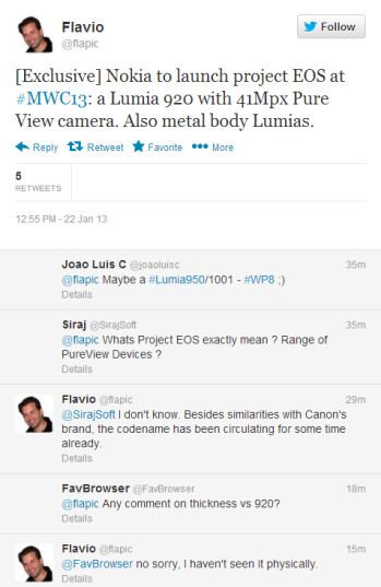 Nokia to keep PureView Phase 1 and 2 separate this year, prepping aluminum-clad EOS and Catwalk for a slimmer fit