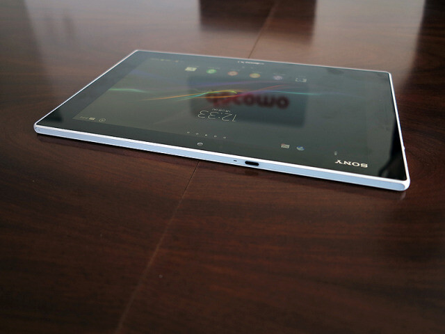 Sony Xperia Tablet Z hands-on videos emerge, signature ...