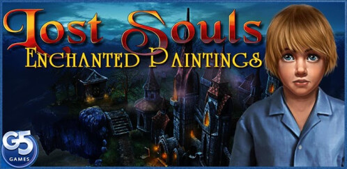 Lost Souls: Enchanted Painting - Android, iOS - Free