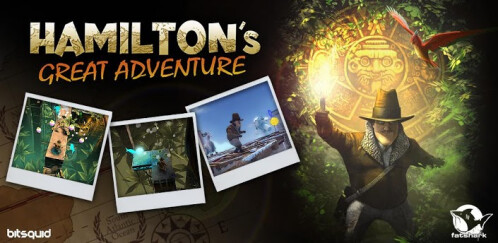 Hamilton's Great Adventure - Android - $4.55