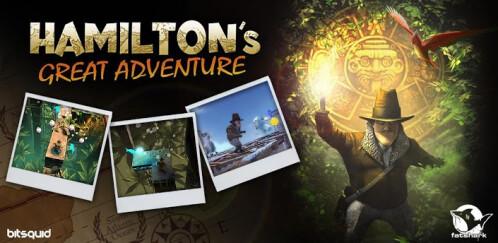 Hamilton's Great Adventure - Android - $4.55