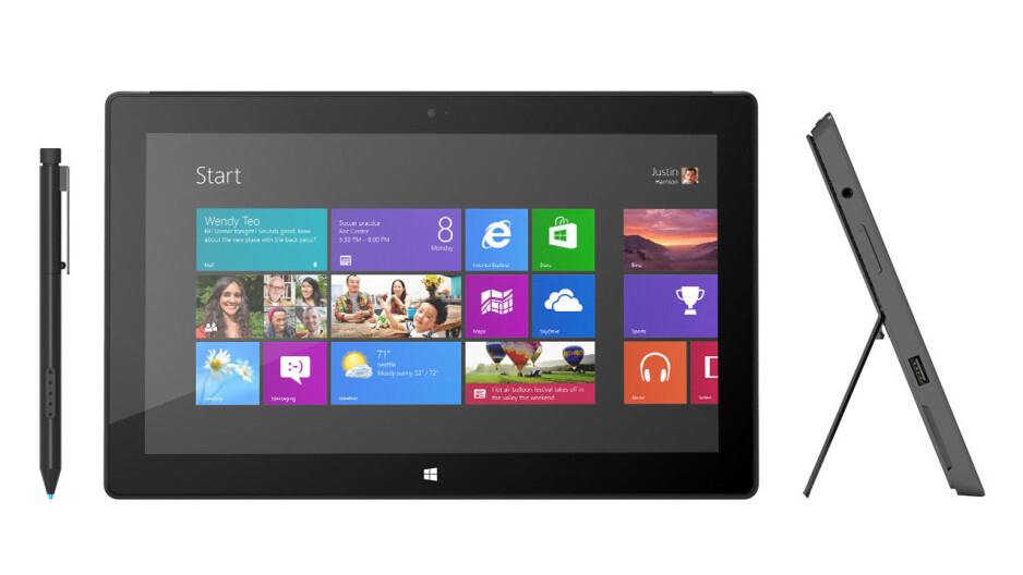 The Microsoft Surface Pro will do well in 2013 says ABI - Report: 145 million tablets to be shipped this year