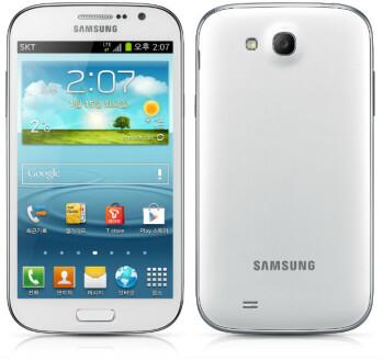 The Samsung Galaxy Grand