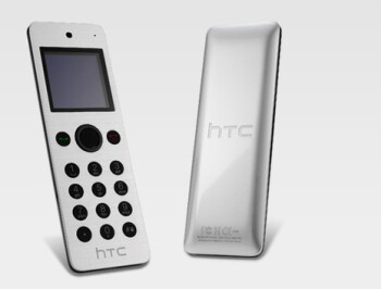 The HTC Mini companion phone for the HTC Butterfly
