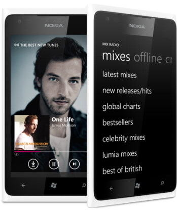 Nokia Mix Radio is free
