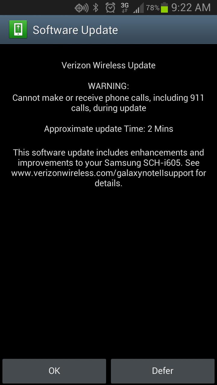 🔥 Samsung Galaxy Note 3 Software Update | Verizon Wireless
