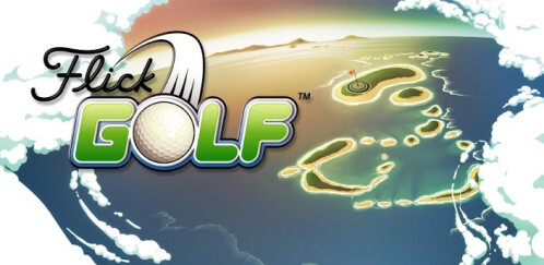 Flick Golf! - Android, iOS - $0.99