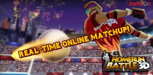 Homerun Battle 3D - Android, iOS - $0.99