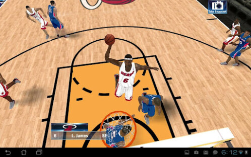 NBA 2K13 - Android, iOS - $7.99