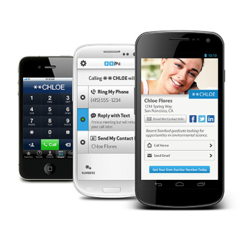 StarStar Me lets you pick a phone number that suits you better