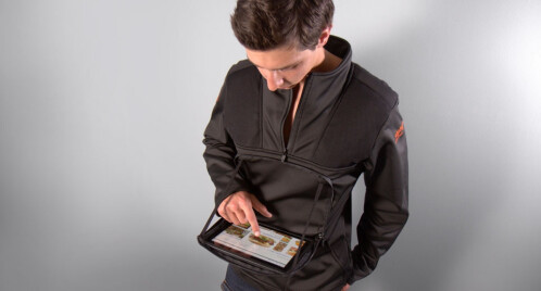 PADX-1 LEDGE™ pullover