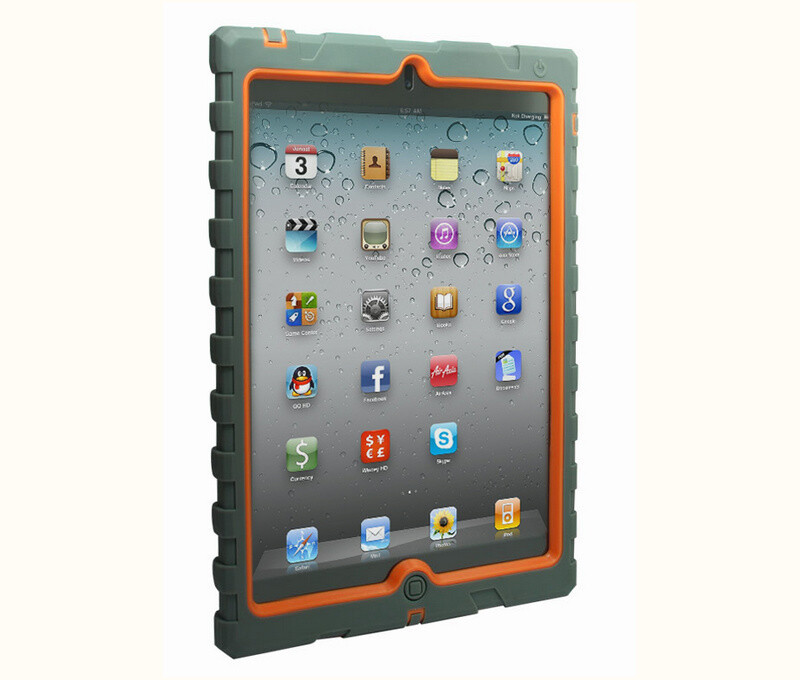 Hard Candy Shockdrop iPad case