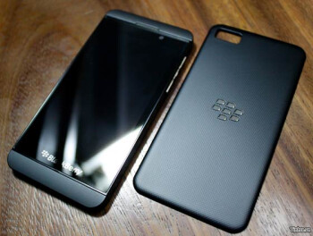 RIM is expected to introduce two handsets, including the BlackBerry Z10, on Wednesday