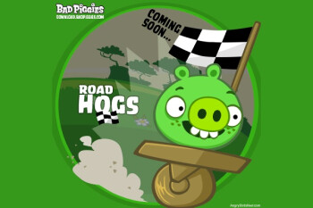 An update for Bad Piggies is coming