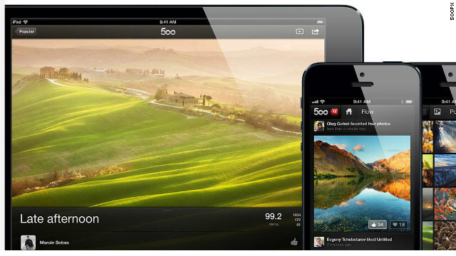 500px is back on the Apple App Store - 500px returns to the Apple App Store with three fixes