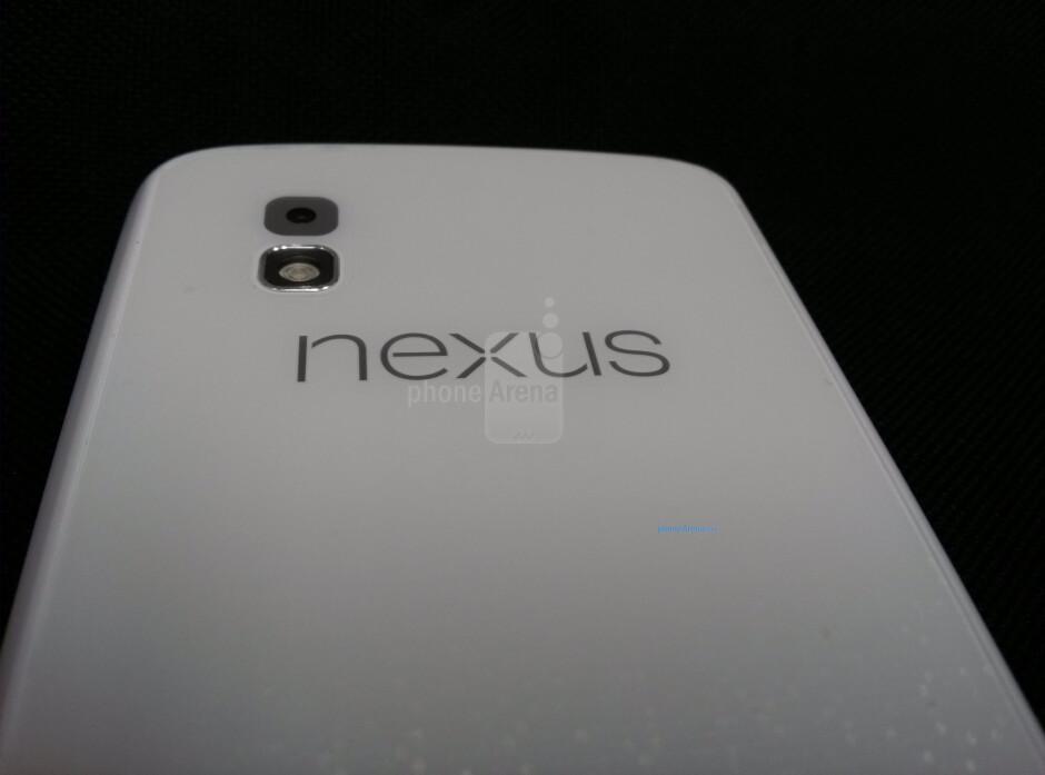Is this the white Nexus 4?