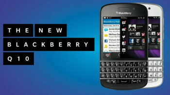 BlackBerry Q10 is announced for all you QWERTY keyboard lovers, powered by BlackBerry 10