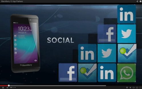 70,000 apps in BlackBerry World at launch