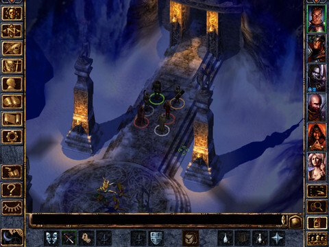 Baldur's Gate - iOS - $9.99