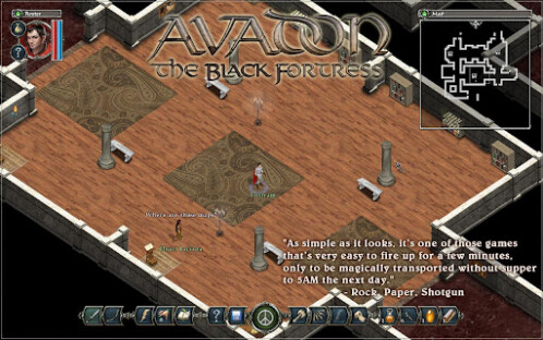 Avadon: The Black Fortress - Android, iOS - $9.99