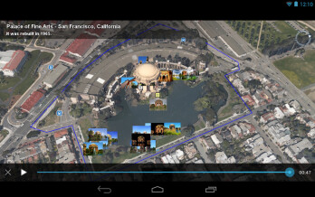 Google Earth updated with 100,000+ new tours and 1 million photos