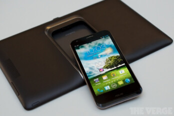 The ASUS Padfone 2