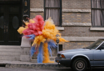BlackBerry getting a colorful ad explosion for Super Bowl